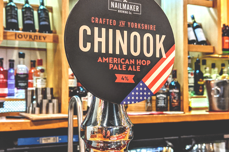 American pale ale Barnsley South Yorkshire