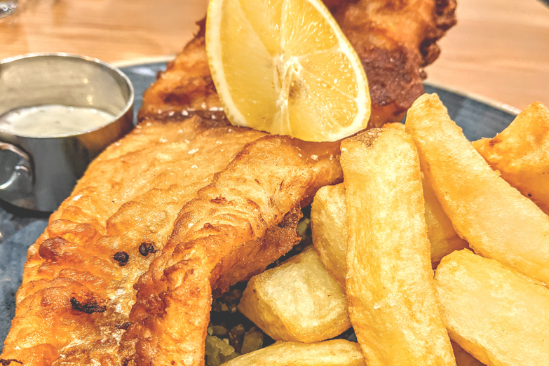 fish and chips Barnsley South Yorkshire