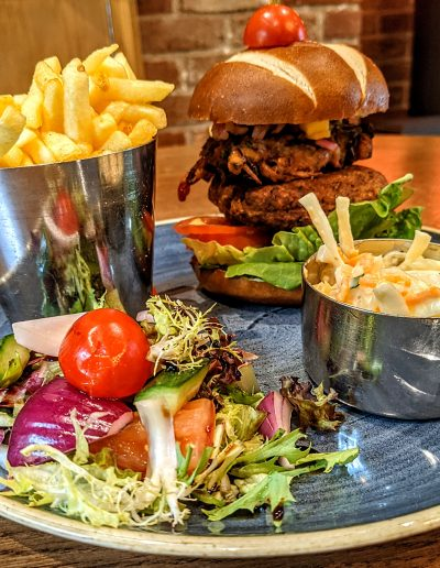 burgers South Yorkshire