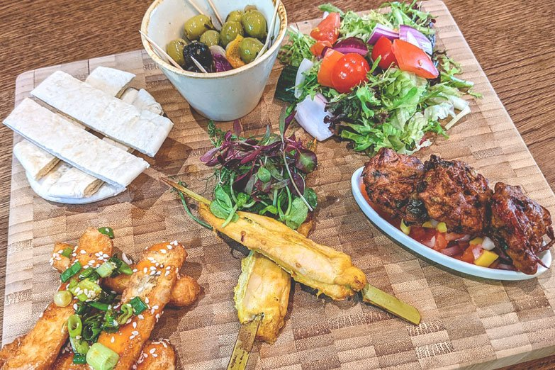 modern dining experience south yorkshire
